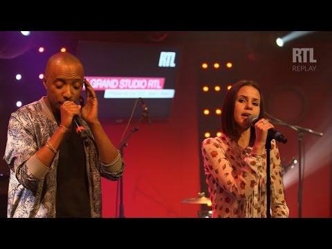Soprano et Marina Kaye - Mon Everest (LIVE) - Le Grand Studio RTL