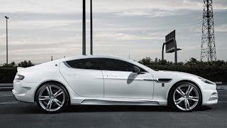 ARES Performance Aston Martin Rapide S