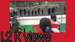 Farewell dance kv2 bhopal