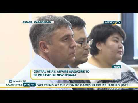 Central Asia's Affairs журналы жаңа форматта шықпақ