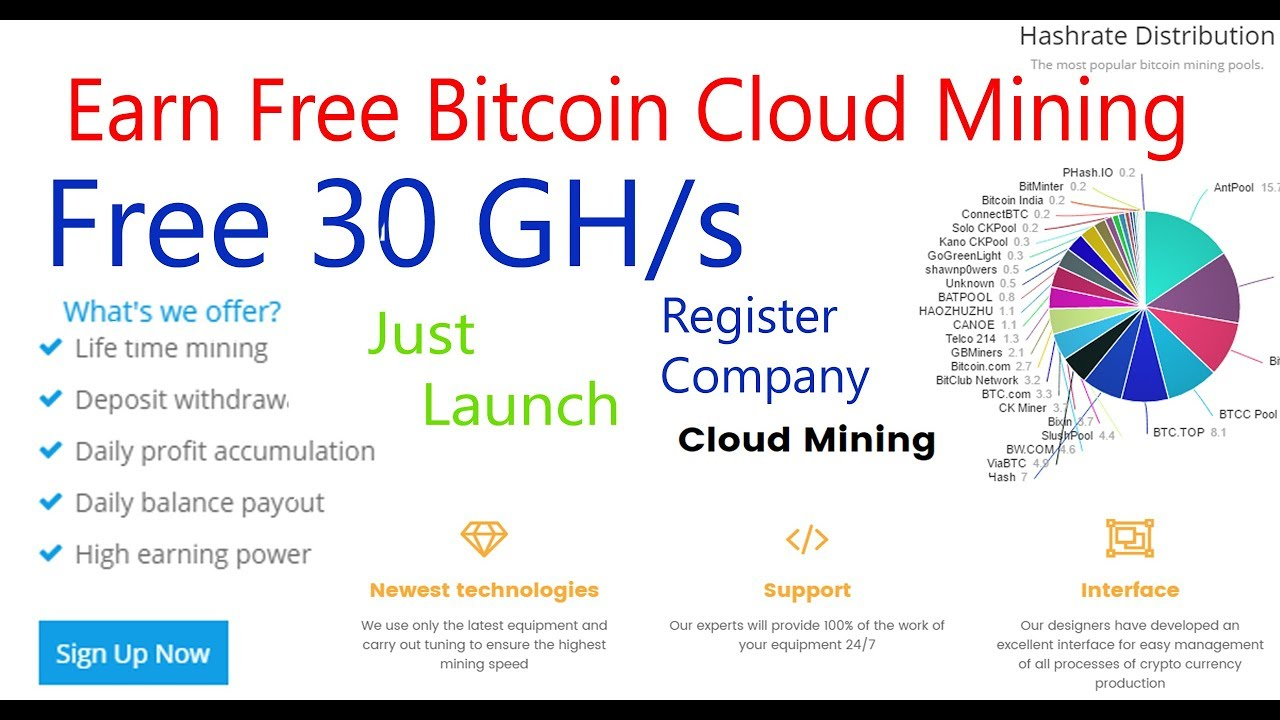 Free Bitcoin Cloud Mining With Daily Payouts What Is Btc Mining