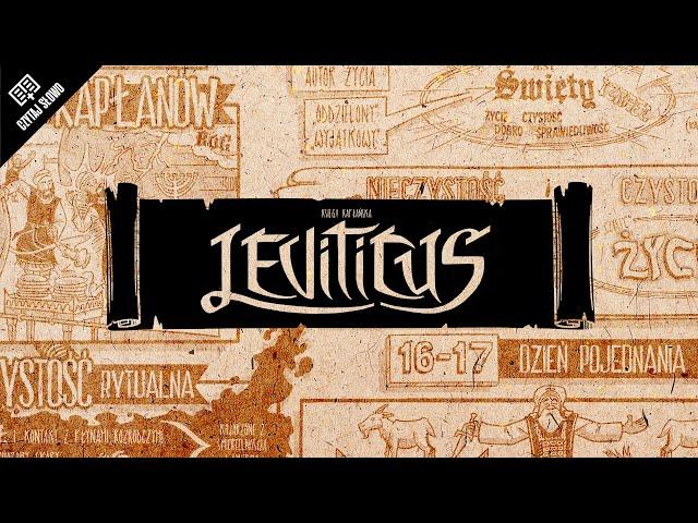 Omówienie: Leviticus (Księga Kapłańska)