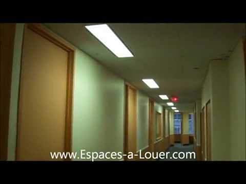 Sous Location bureau 2075 University environ 3700 pc à louer