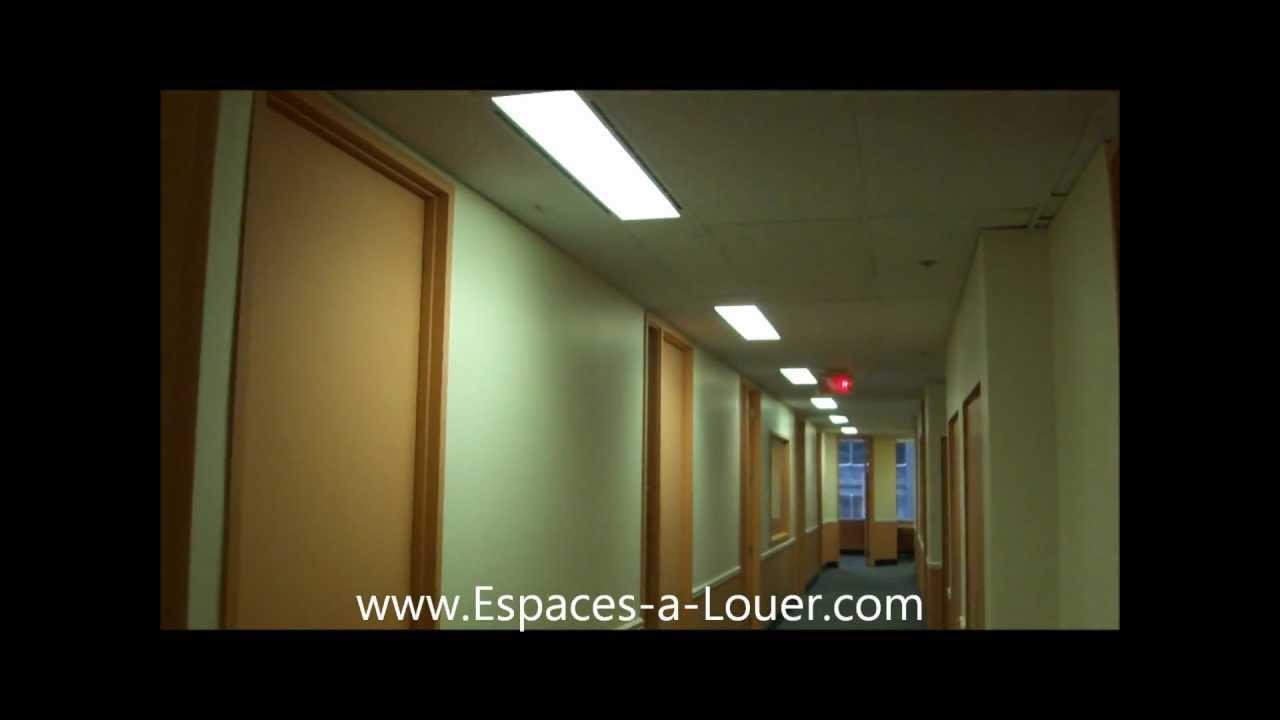 Sous location bureau 2075 university environ 3700 pc à louer youtube