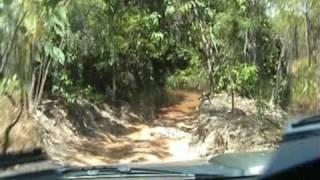 4x4 for two (Australia offroad) - Offroad lungo le piste del N.T Australia