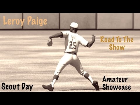 MLB The Show 16 - Leroy Paige - Road To The Show - Scout Day