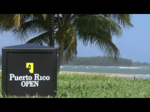 Mark Hubbard takes the early lead at the Puerto Rico Open