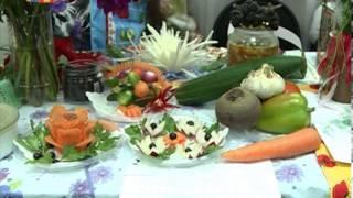 Овощная выставка конкурс