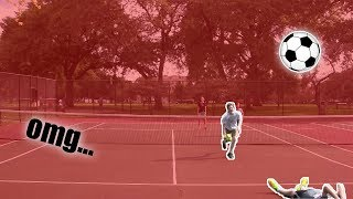 SOCCER TENNIS MATCH |2v2|