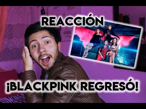 BLACKPINK -  DDU-DU DDU-DU LATIN REACTION  Niculos M