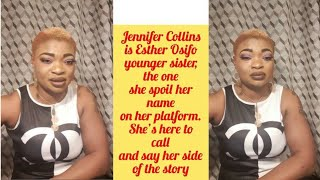 Jenifer lied about her elder sister. Call+4915217211194