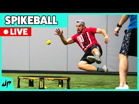 LIVE: The DP Quarantine Classic - Spikeball