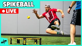 LIVE: The DP Quarantine Classic - Spikeball