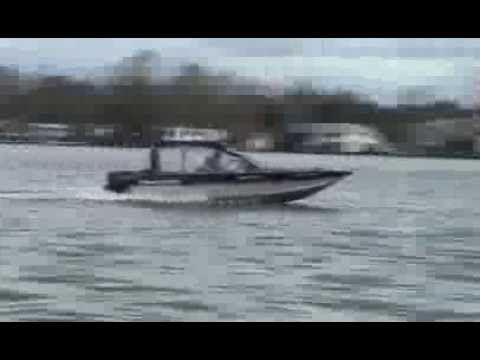 17' Tracker Magna Video