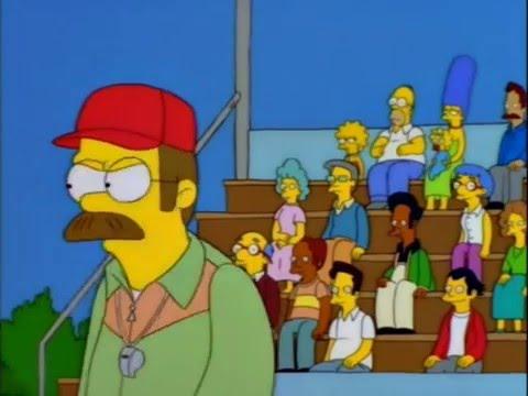 Flanders! Flanders! Flanders!   Simpsons Best Moments