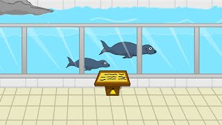 Locked In Escape: Aquarium · Game · Walkthrough