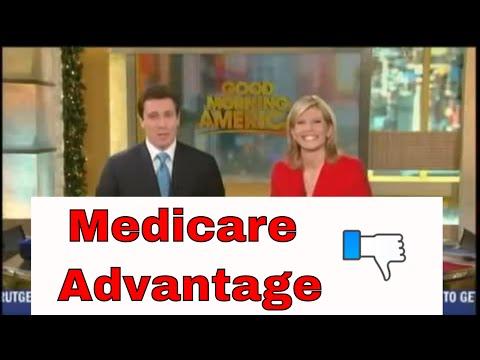 Good Morning America - High Risks of Medicare Advantage Plans