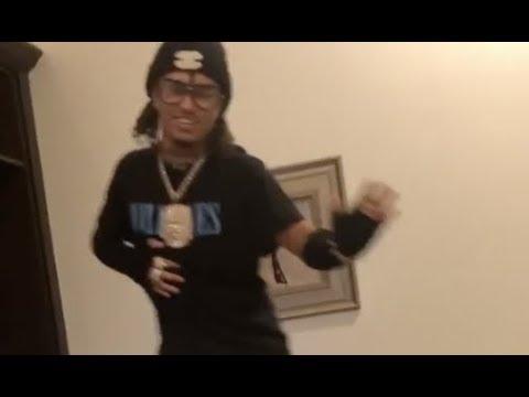 Lil Pump Dancing To Xxxtentacion Music
