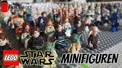 LEGO Star Wars Minifiguren Sammlung 2019 !