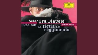 """Donizetti: La fille du régiment - Italian version / Act 1 - Coro e soli: """"Andiam, andiam"""""""