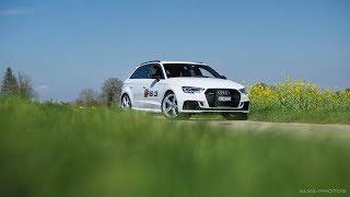 Découvrez l'Audi RS3 8V Sportback Facelift !