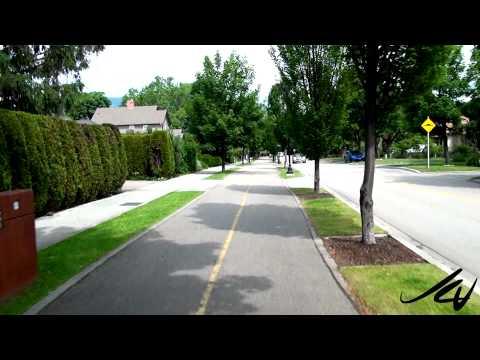 Kelowna Travel and Tourism 2012 Bike Tour 3 - YouTube