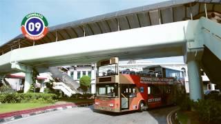 Penang Hop On Hop Off City Tour Official Launch