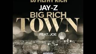 Download Jay Z ft Joe - Big Rich Town (DJ Filthy Rich Blend) MP3 song and Music Video