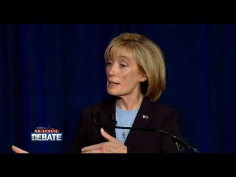 Maggie Hassan Refuses To Denounce Dark Money Ads In New Hampshire Senate Race