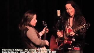 "Rita Hosking and Kora Feder sing  ""Where Time is Reigning"""