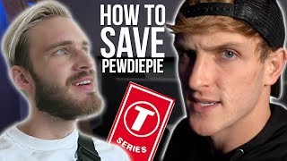 HELLO PEWDIEPIE... THE LOGANG IS HERE thumbnail