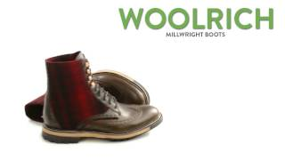 Woolrich Millwright Boots (For Men)