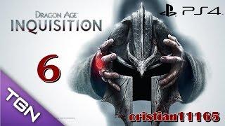 DRAGON AGE INQUISITION PS4 - Hablamos con el cabo Vale - HD Español #6