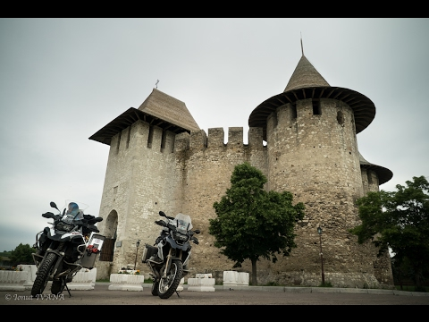 Adventure Travel in Republic of Moldova on BMW R1200GS