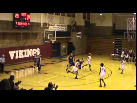 Michaela Jones 2015 Basketball Highlights