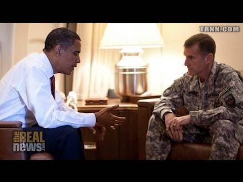 Why the furor over McChrystal?