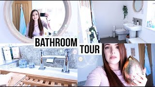 House Vlog: MAGICAL BATHROOM TOUR | Cherry Wallis thumbnail