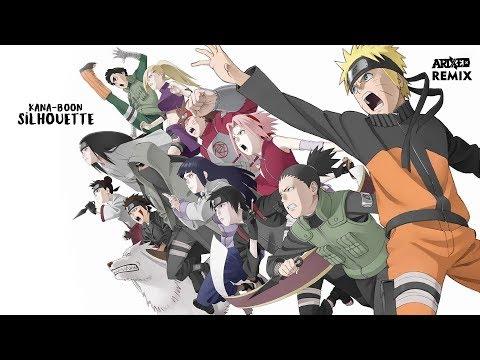 Kana-Boon - Silhouette (Arixed Remix) (Naruto Shippuden - Opening 16)