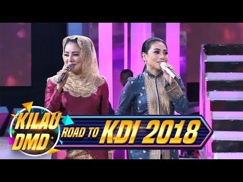 Cici Paramida dan Siti KDI [Cindai] Cantik-cantik Bgt Nih - Kilau DMD (27/6)