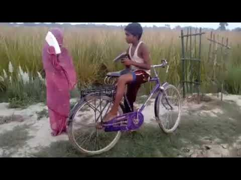 चलो भाग चले साइकिलिए से दिल्ली