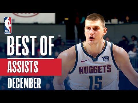 NBA's Best Assists | December 2018-19 NBA Season