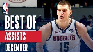 NBA's Best Assists | December 2018-19 NBA Season
