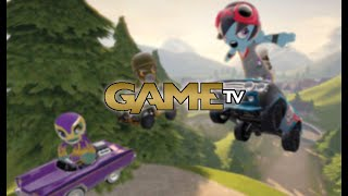 Game TV Schweiz Archiv - Game TV KW19 2010 | ModNation Racers