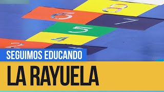 """Jugamos a la rayuela y la seño Mechi lee """"Miedo"""", de Graciela Cabal - Seguimos Educando"""