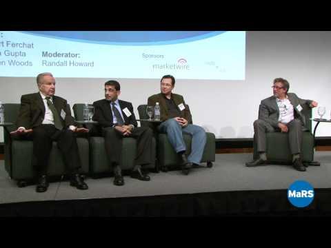 MobileMonday Toronto - Oct. 09 - Canadian Leadership in Mobile & Communication
