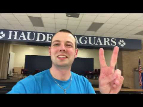 Mr. Peace Visits Haude Elementary School in Spring, Texas