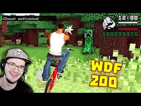 Лютые приколы в играх ► WDF 200 - ЮБИЛЕЙ 2.0   Реакция