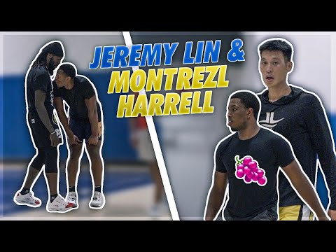 JEREMY LIN & MONTREZL HARRELL Bring the INTENSITY