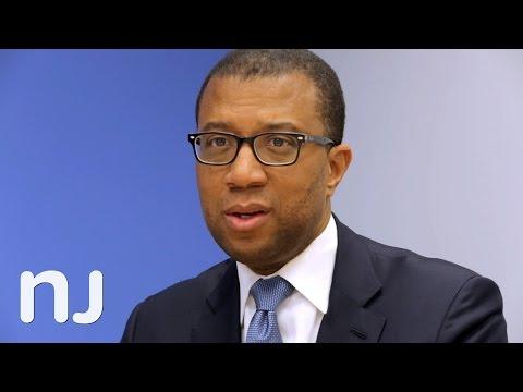 Who is N.J. gubernatorial candidate Jim Johnson?
