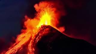 Guatemala's Fuego volcano erupts again